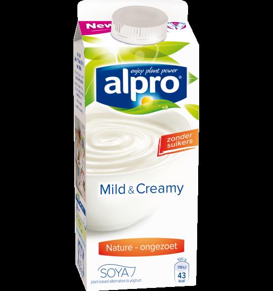 Alpro Mild & Creamy Naturel