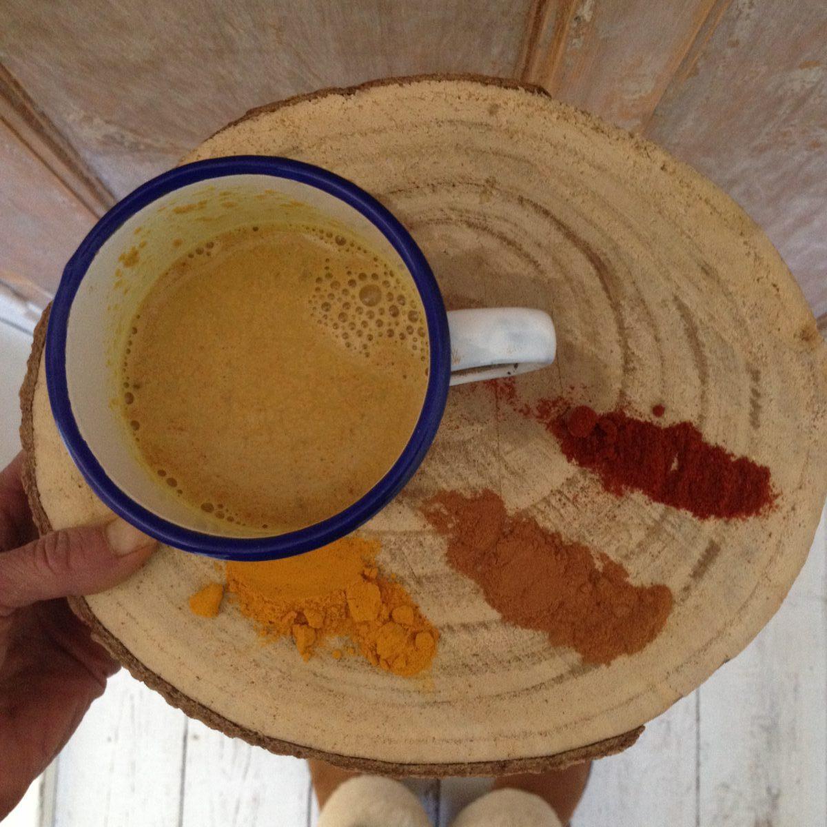 Golden Milk - Hotdrinks