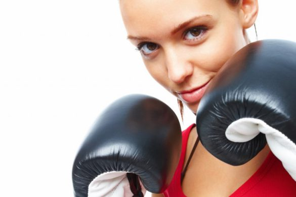 Girl Power Boxing