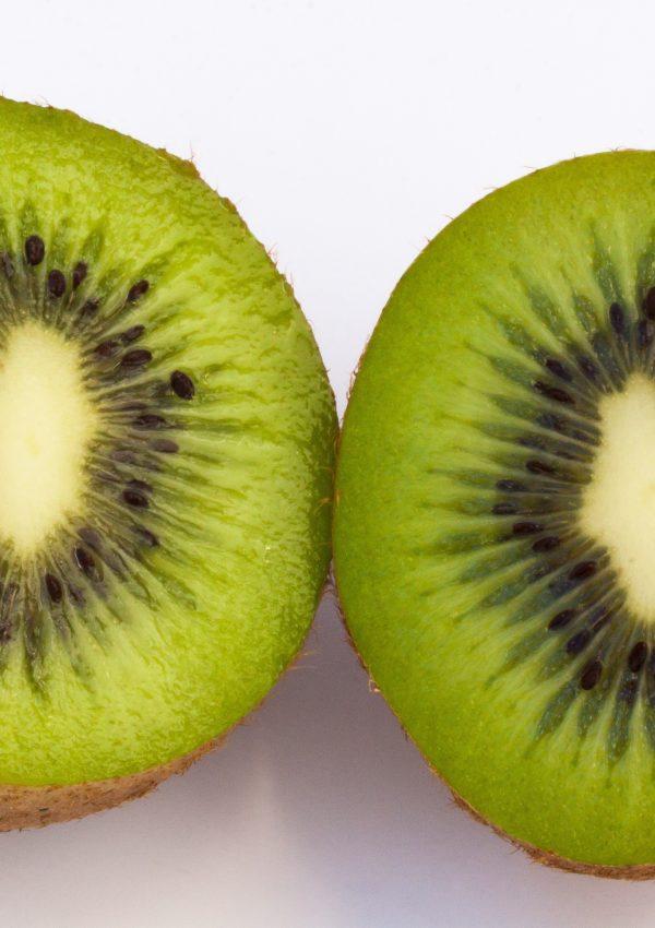 3 x kiwi recepten