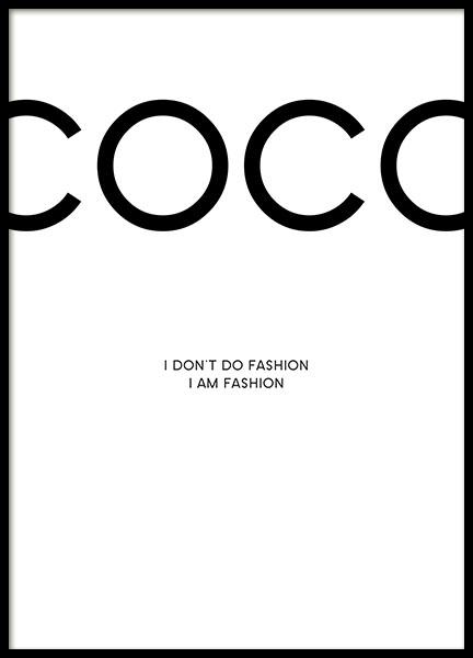 desenio posters coco