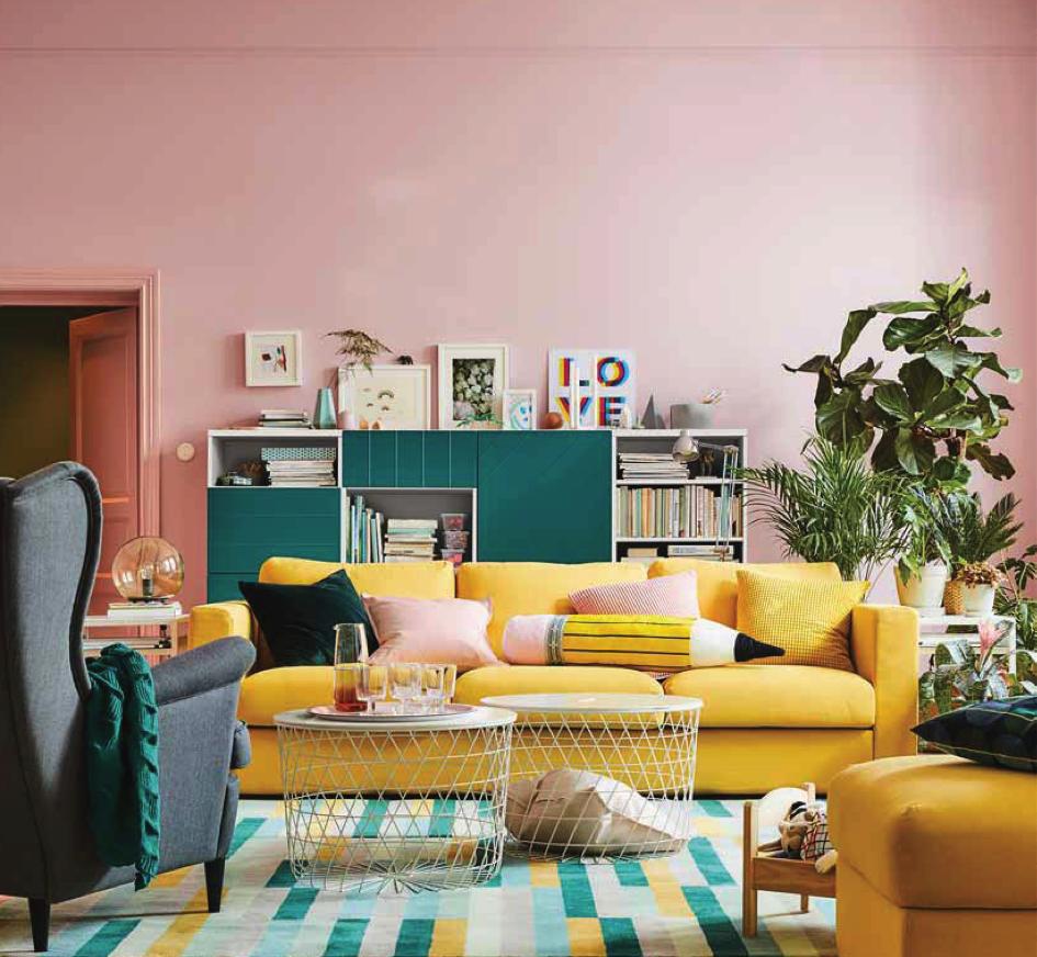 IKEA 2018: 800 nieuwe designproducten