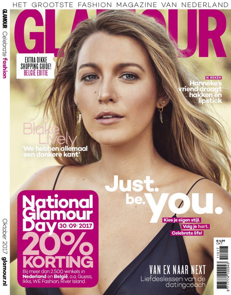 national glamour day magazine