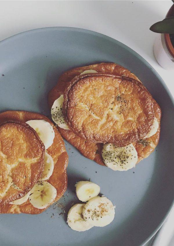 Kwarkbrood: light, luchtig en lekker