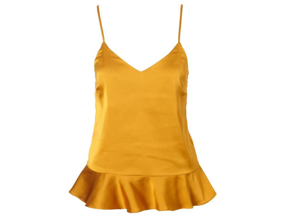 yellow fever fashion top