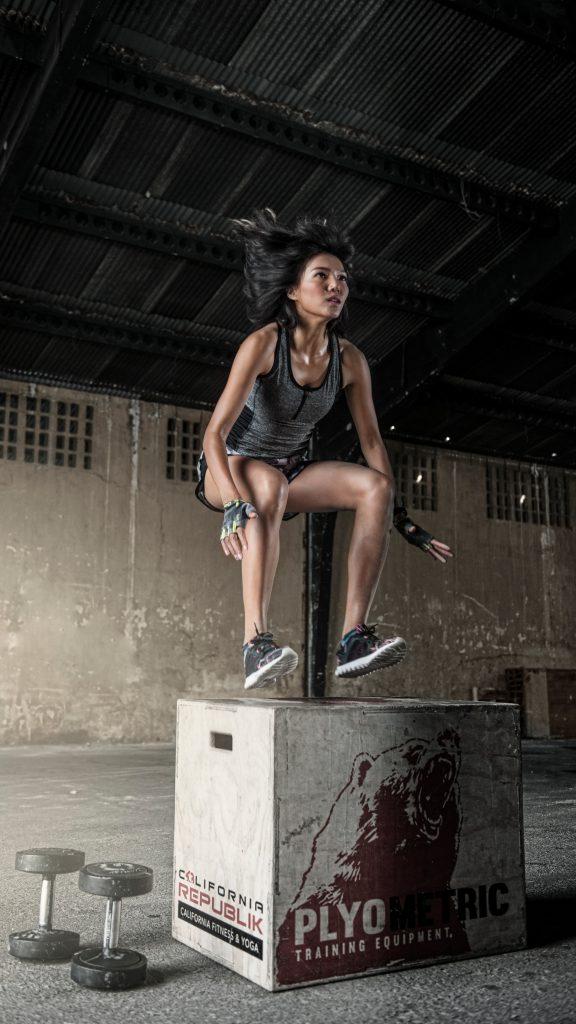 effectief trainen workout