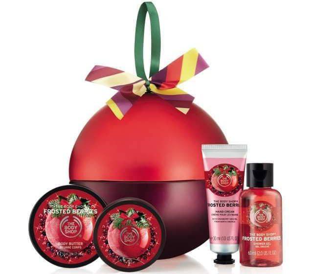 kerstcadeau beautybox lippen