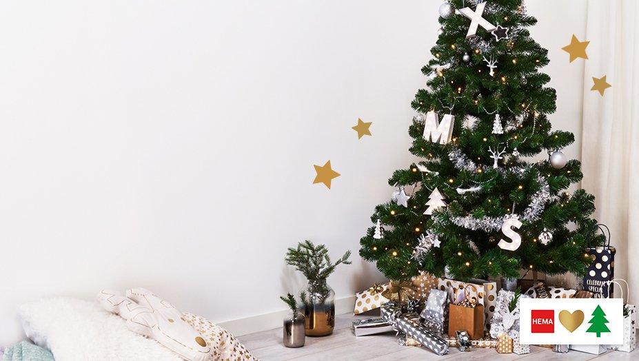 kerstcadeau kerstboom