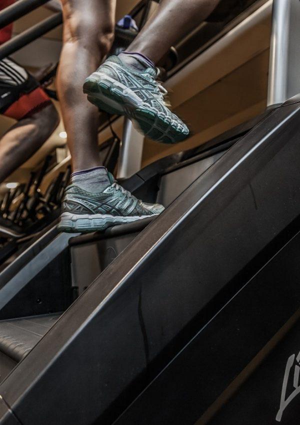 Stairclimber: billen & benen workout