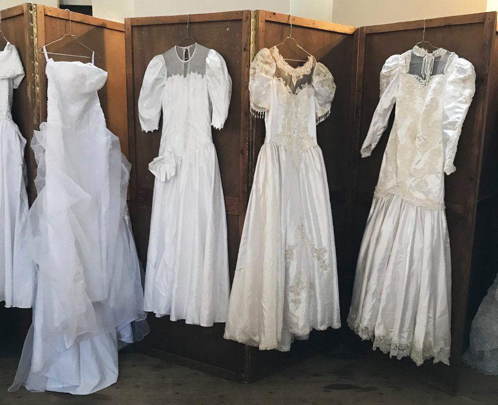 vintage kleding trouwjurken