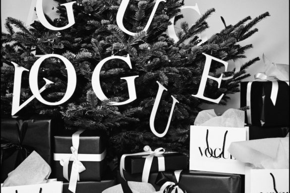 vogue chrismass shopping
