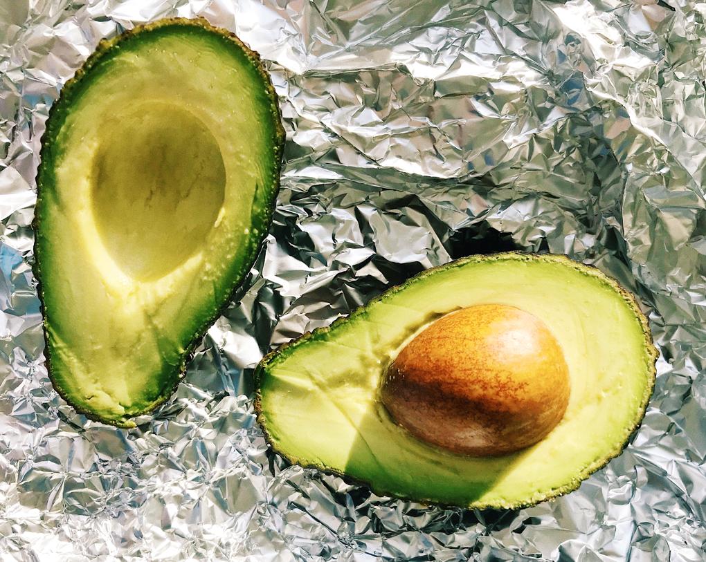 avocado rijpen food hack