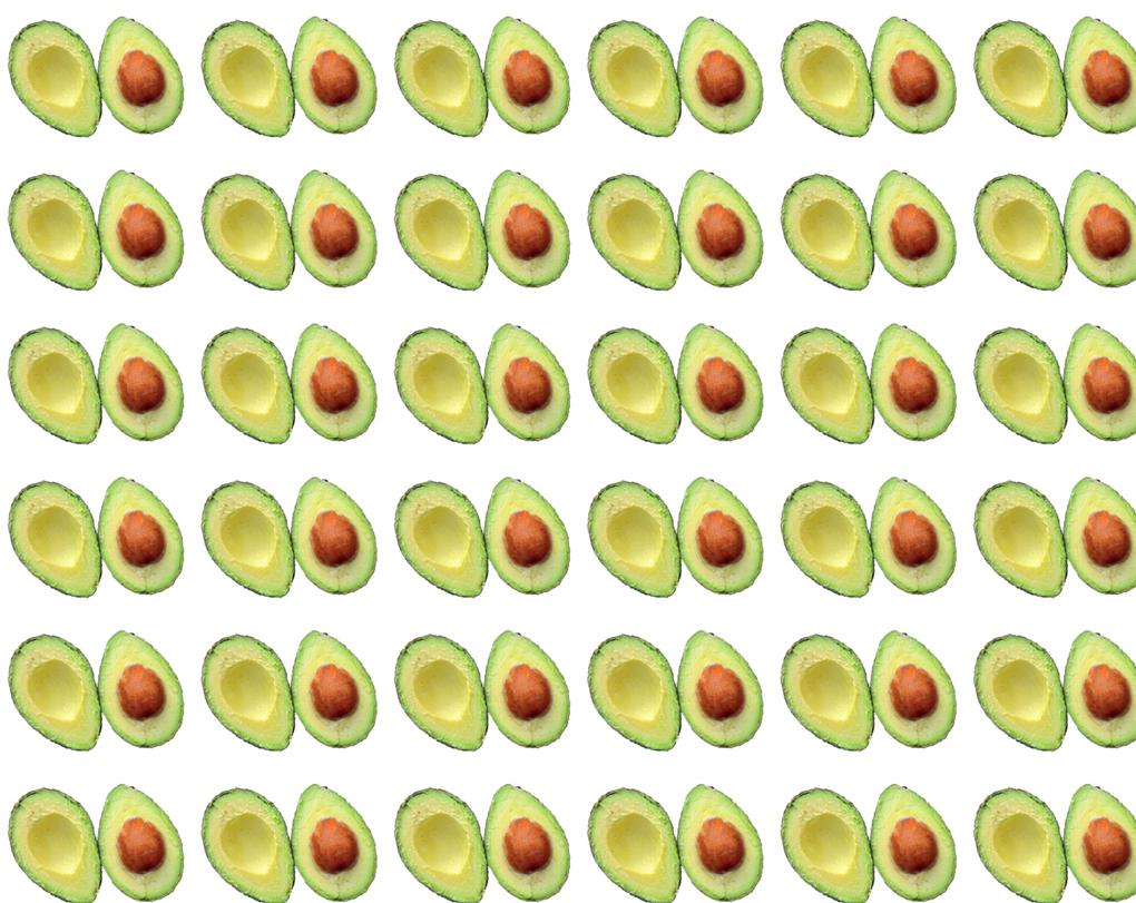 avocado rijpen recepten