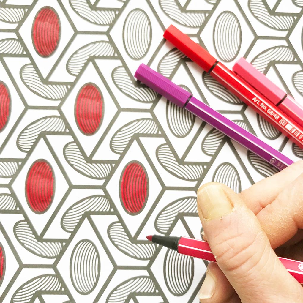 kleurboek voor volwassenen denksport review