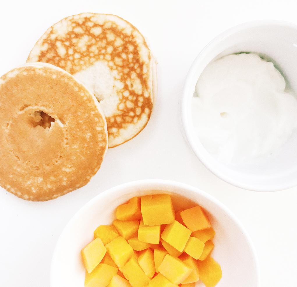 kant-en-klare producten pancakes recept