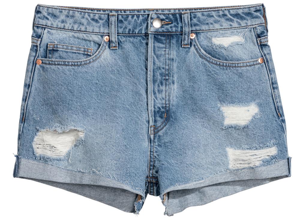 spring fashion denim short