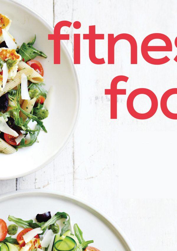 Het boek Fitnessfood #review