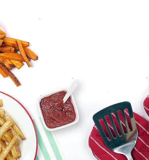 Koken met Nora French – Gezond Fastfood #kookboek
