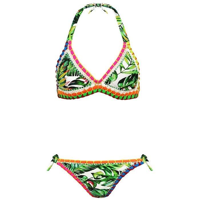 zwem je fit bikini