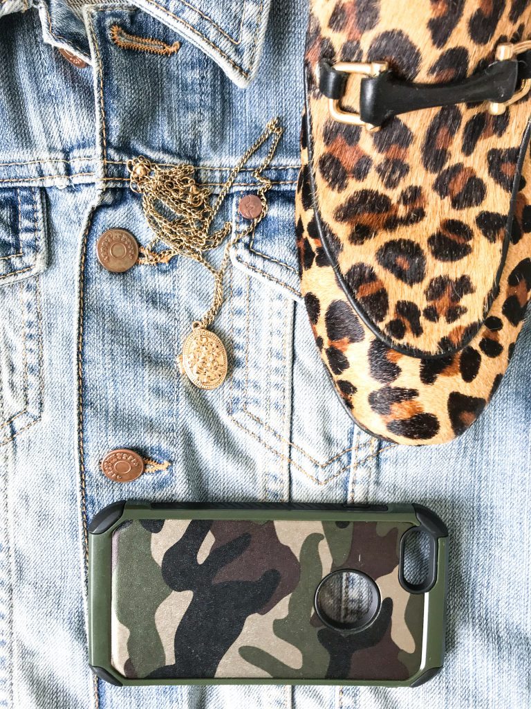 match je telefoonhoesje tijgerprint