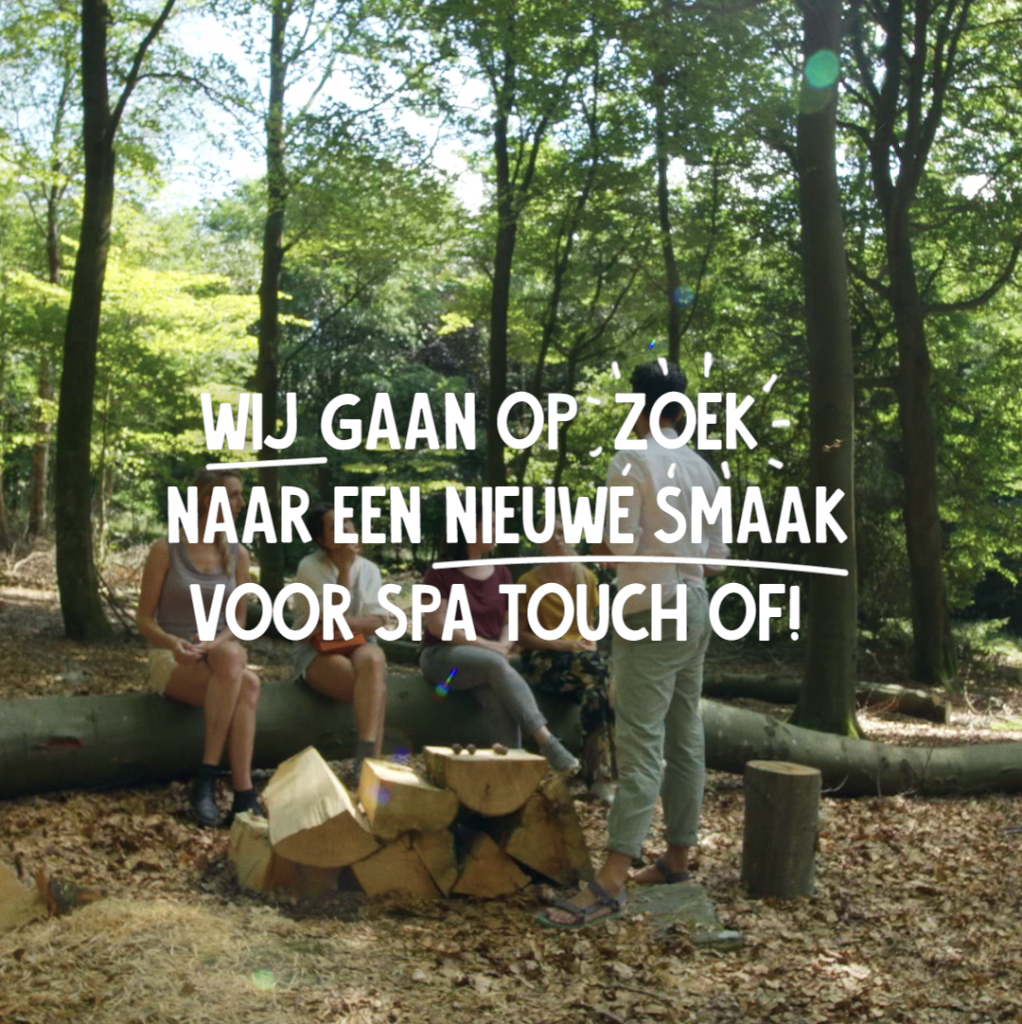 spa touch of actie