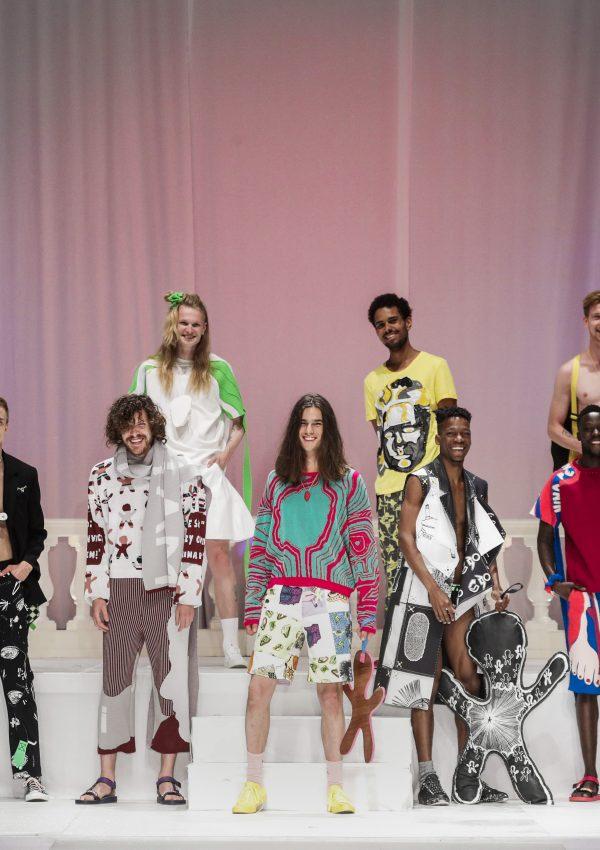 Lichting 2018: catwalkshow Amsterdam Fashion Week