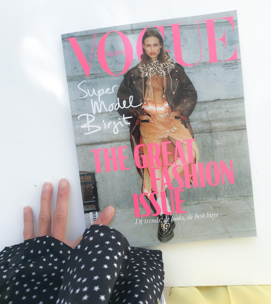 my week in pics vogue