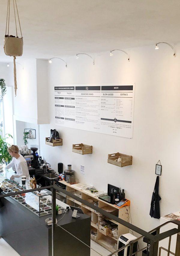 Hotspot Groningen: saladebar RÅ