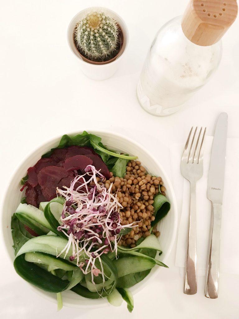 saladebar ra salade