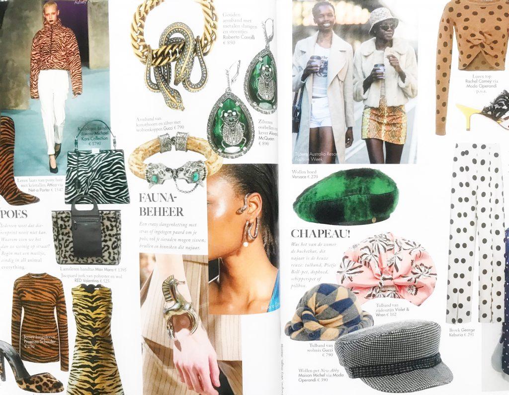 fashion trends najaar stippen