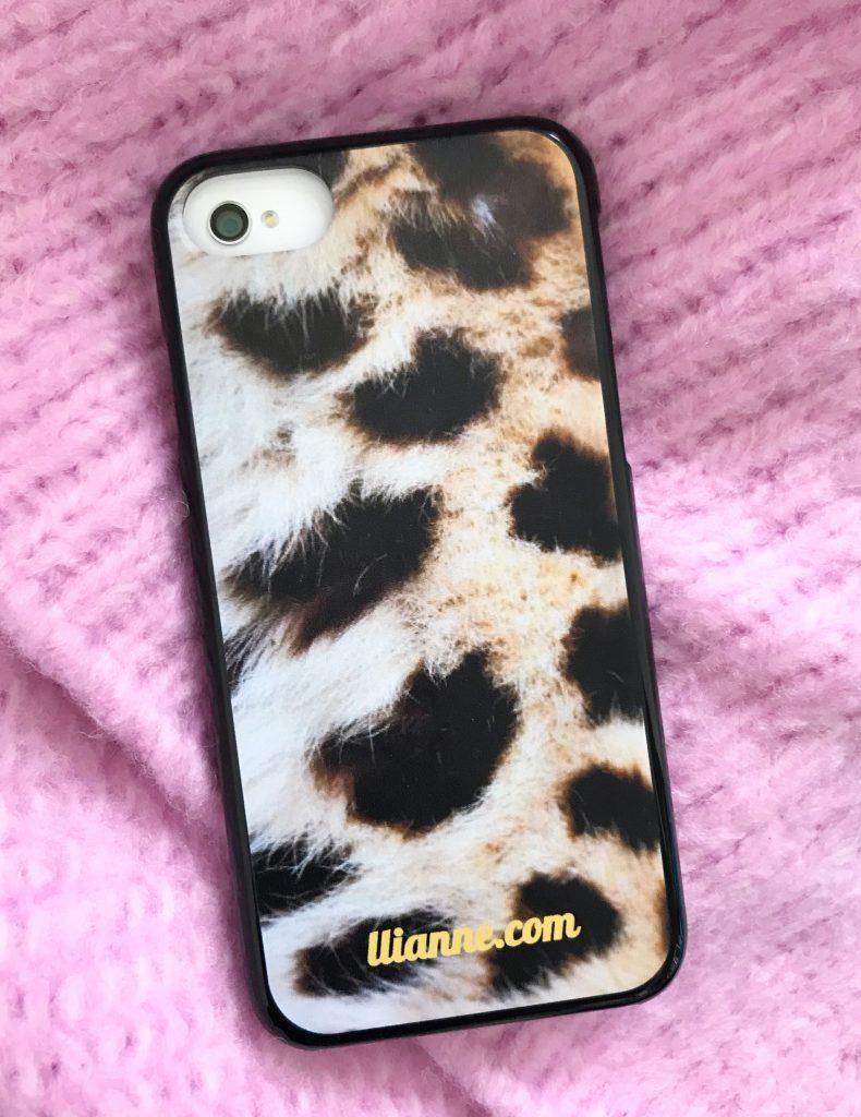 dierenprint telefoonhoesje