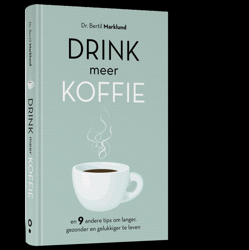 drink meer koffie boek cover