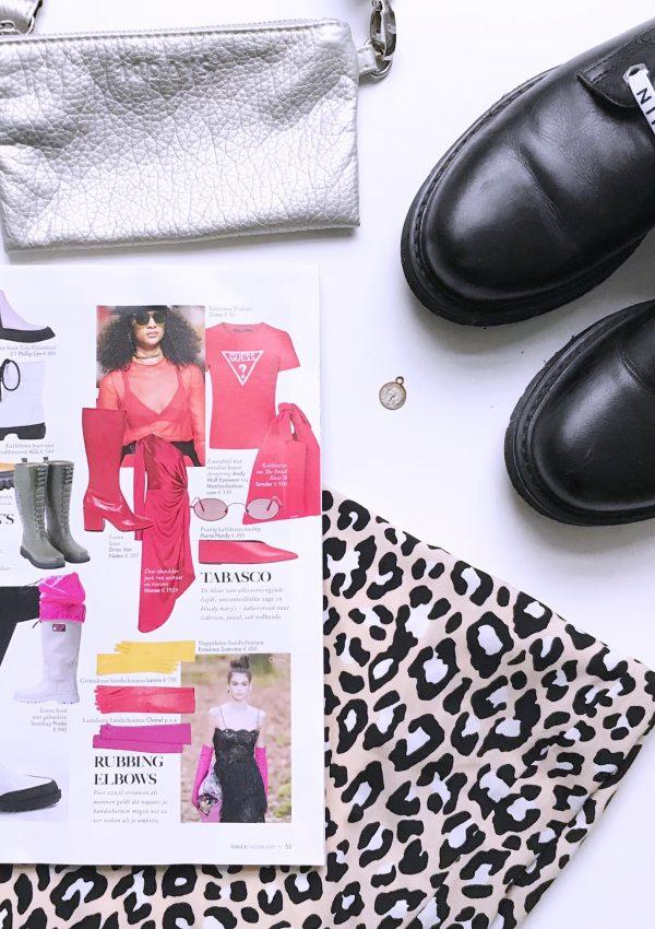 Fashion trends najaar 2018 #part I