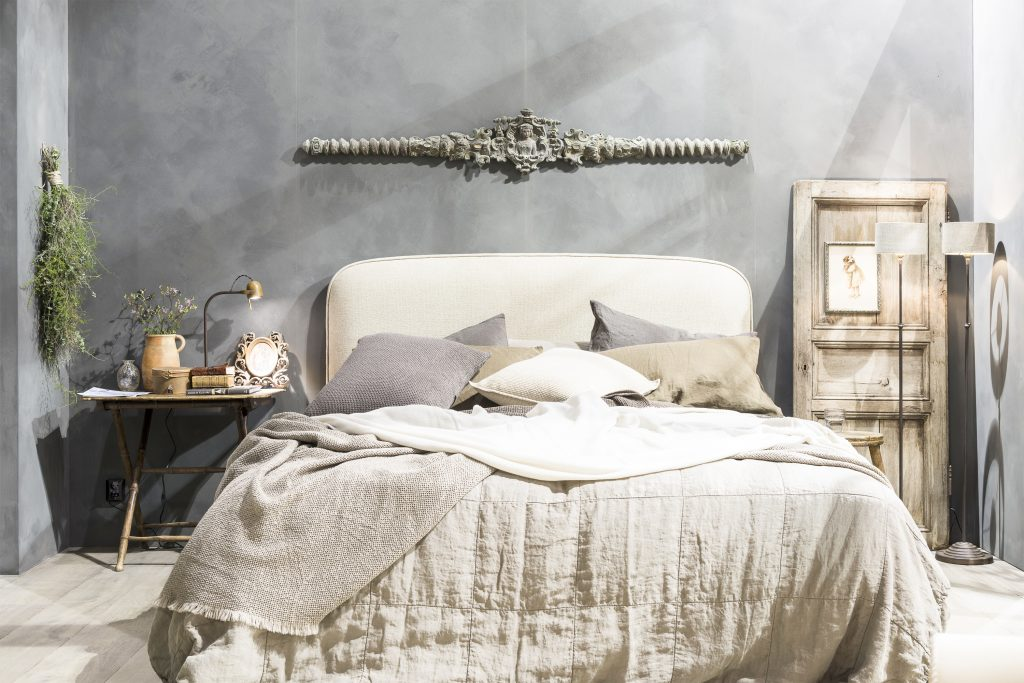 huis warme uitstraling slaapkamer