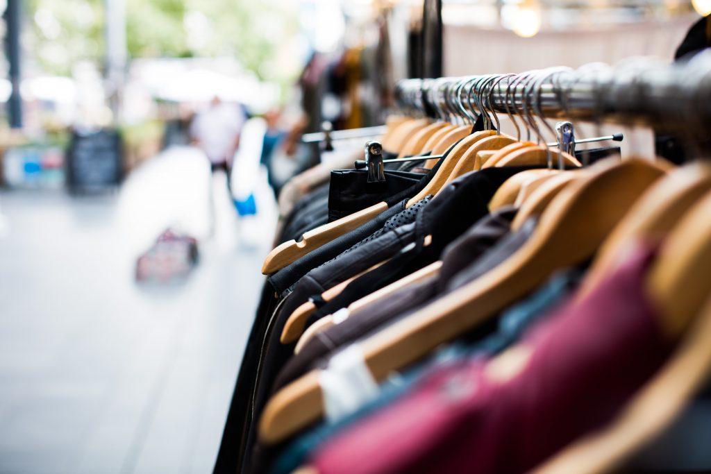 kleding maten zeggen niks shoppen