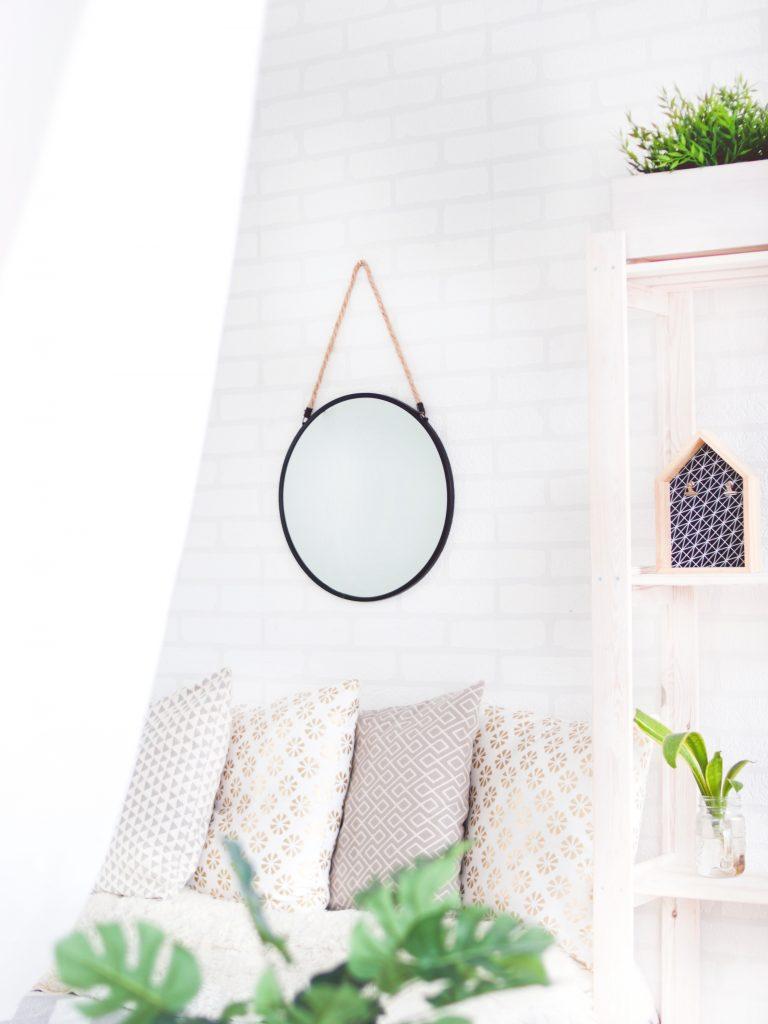 meer licht in huis spiegels