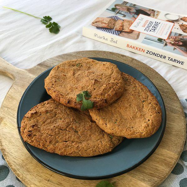 recept naanbrood