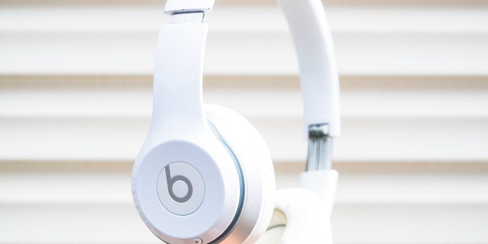 trainen met muziek
