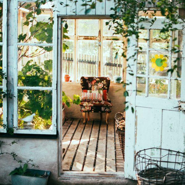 tuin zomerproof