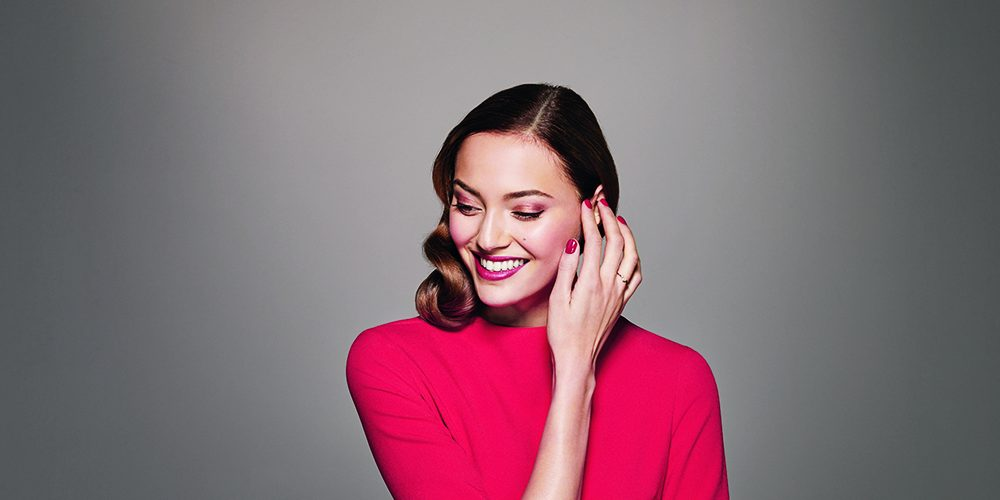 feestelijke make-up-look
