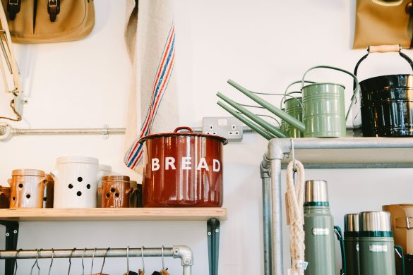 inspiratie low budget keuken make-over