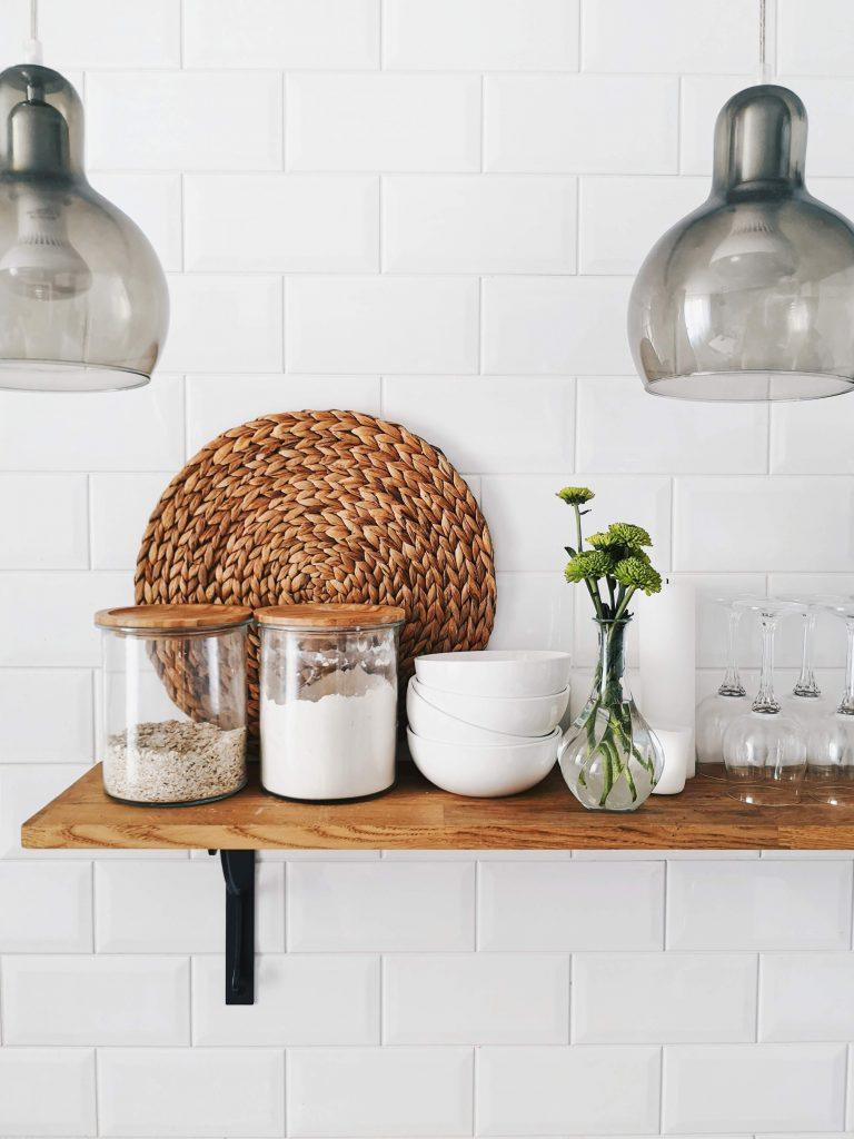 inspiratie low budget keuken make-over accessoires