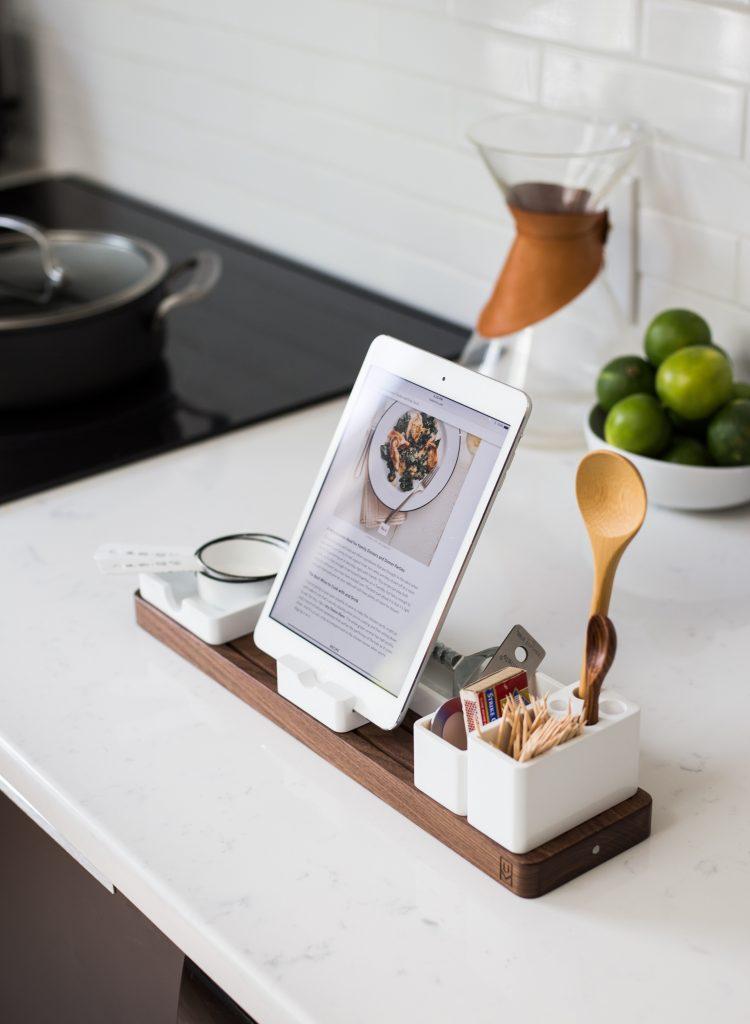 inspiratie low budget keuken make-over apparatuur