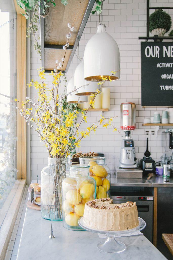 inspiratie low budget keuken make-over licht
