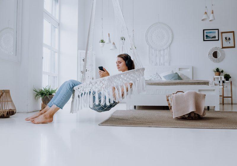 vakantie in je eigen huis