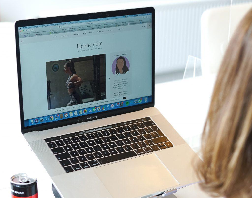 geld verdienen met bloggen llianne.com